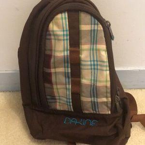 Dakine compact backpack